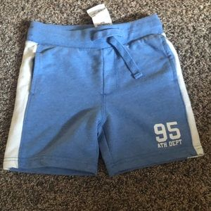 NWT boys athletic shorts/sweatshorts